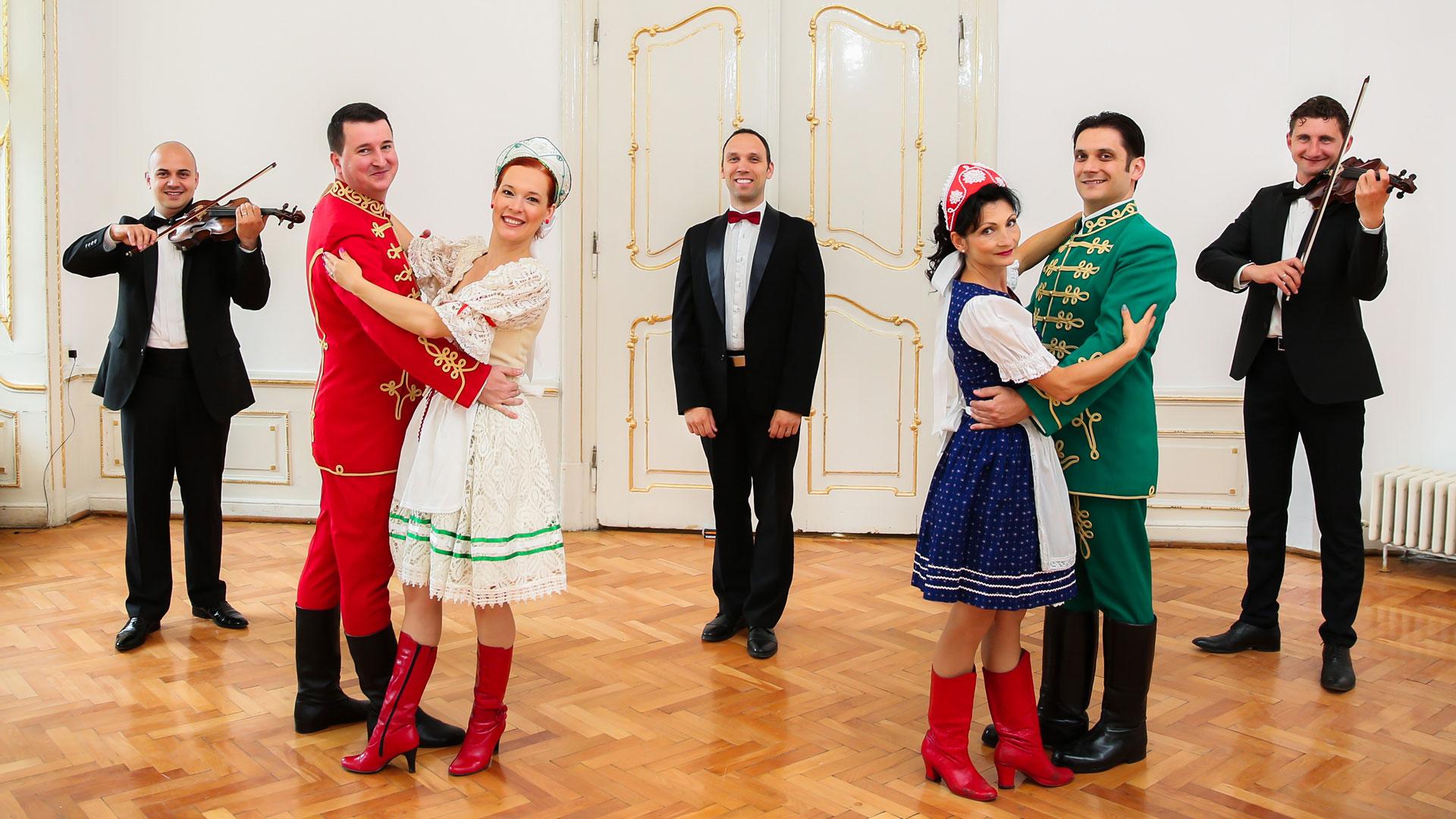 A lányok angyalok – operett- és musicalgála az Operettissimo együttessel